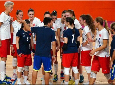 Volley – Amichevole A2 Femminile Pinerolo Vs Mondovì – Fotografie